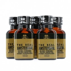 Poppers Real Amsterdam -...